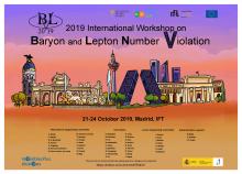 Poster del congreso BLV 2019